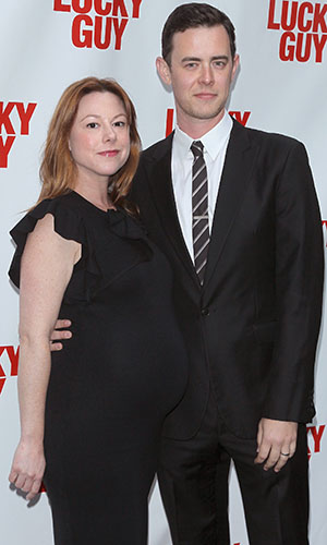 Samantha Bryant and Colin Hanks (Getty Images)