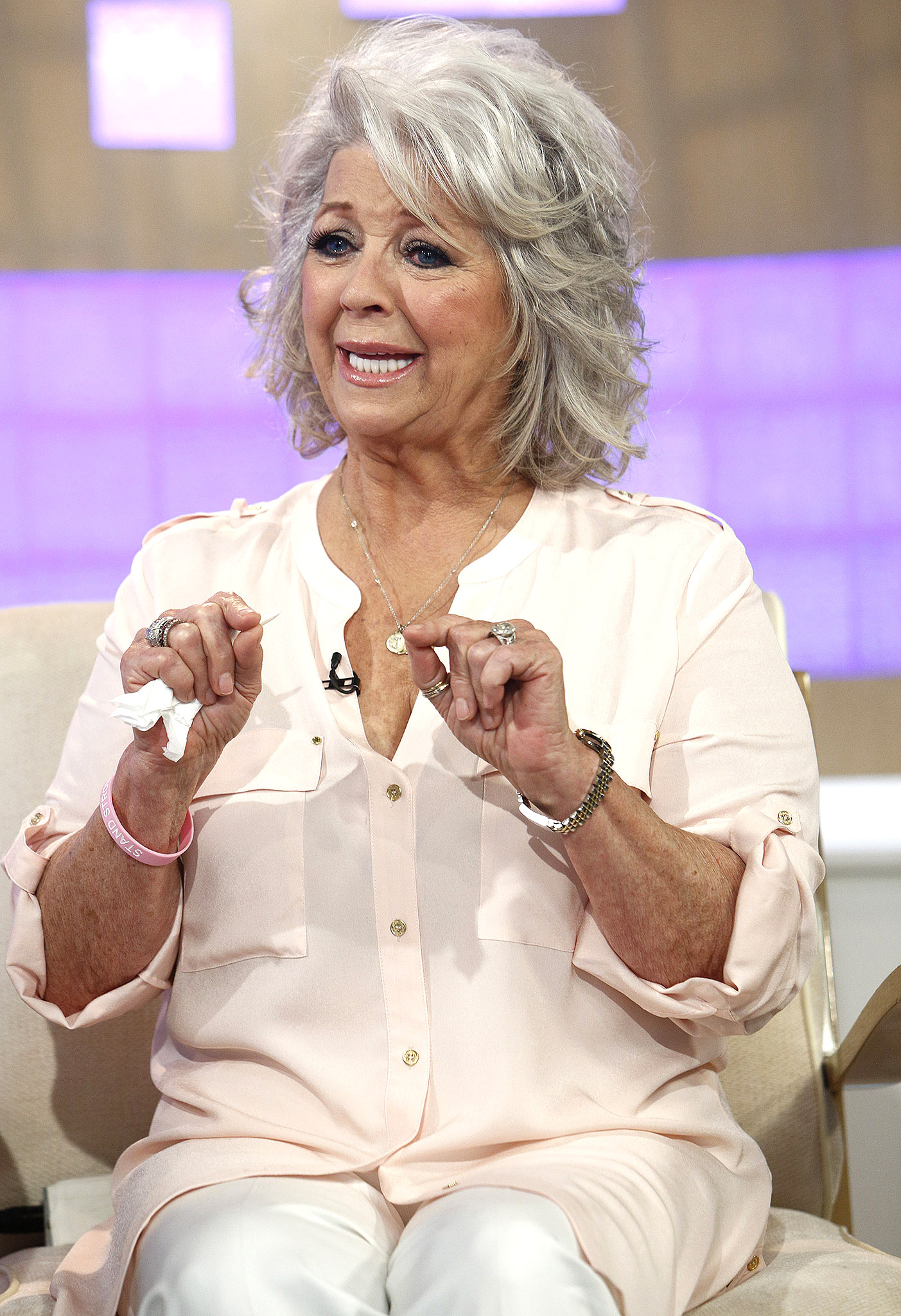 Paula Deen (Getty Images)