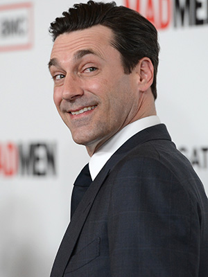 Jon Hamm (Getty Images)