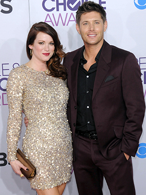 Danneel Harris and Jensen Ackles are parents (Getty Images)