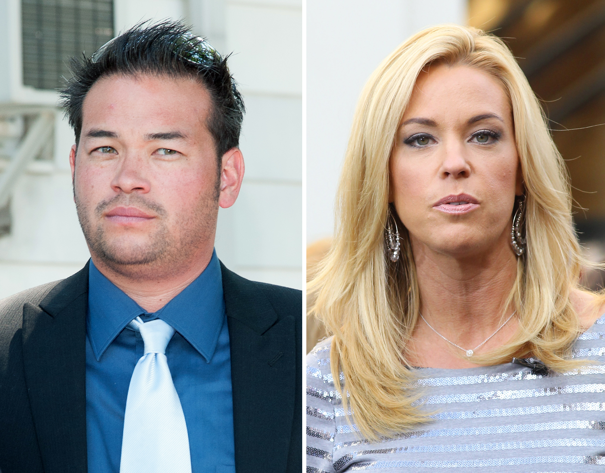 Jon and Kate Gosselin (Getty Images/Getty Images)