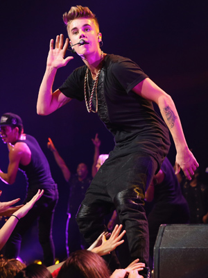 Justin Bieber (Christopher Polk/Getty Images)