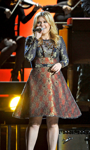 Kelly Clarkson (Frederick Breedon/FilmMagic)