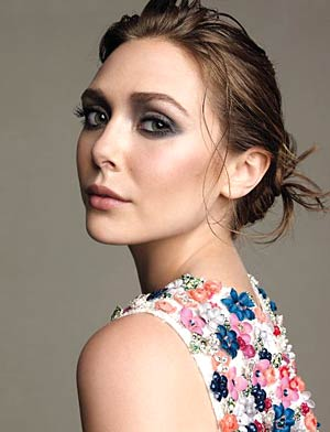 Elizabeth Olsen stars in the new issue of Marie Claire. Tesh