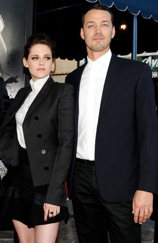 Kristen Stewart and Rupert Sanders (Getty Images)
