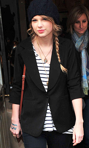 Taylor Swift. (Ringo, PacificCoastNews.com)