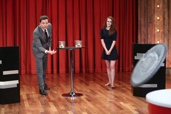 Kristen Stewart on Jimmy Fallon (Lloyd Bishop/NBC)
