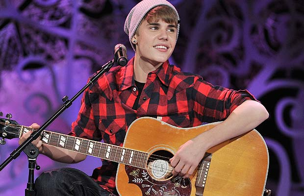 No Place Like 'Home for the Holidays' for Justin Bieber