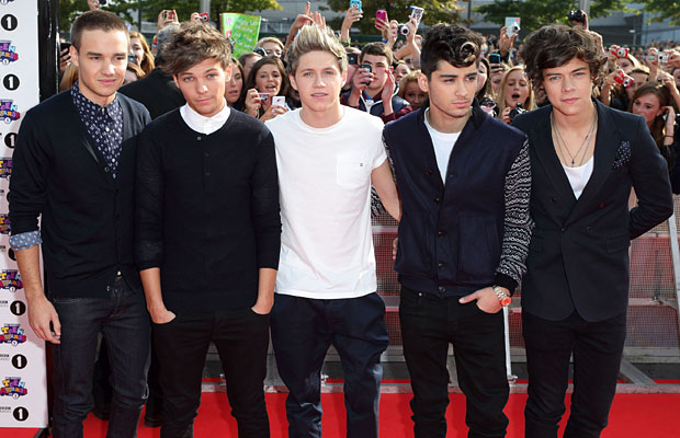 One Direction (Mike Marsland/WireImage)