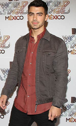 Joe Jonas is striking out on his own. - Victor Chavez/WireImage.com