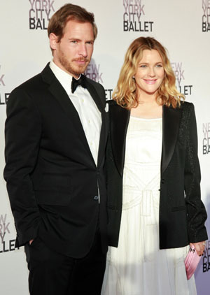 Will Kopelman and Drew Barrymore (Getty Images)