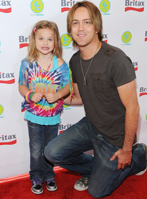 Dannielynn and Larry Birkhead (Getty Images)