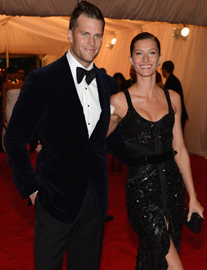 Tom Brady and Gisele Bundchen (Getty Images)