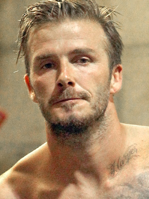 David Beckham (Splash News)