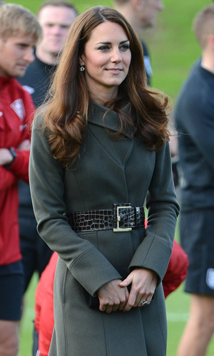 Kate Middleton. (James Whatling/Corbis)