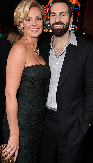 Heigl and Kelley (Eric Charbonneau/WireImage)