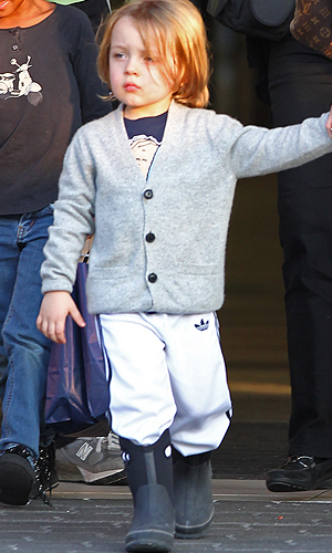 Knox Jolie-Pitt (Splash News)
