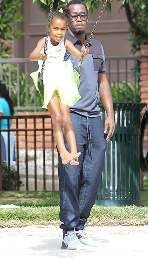 Sean John Combs in Beverly Hills (Splash News)