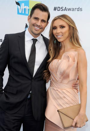 Bill and Giuliana Rancic (Getty Images)