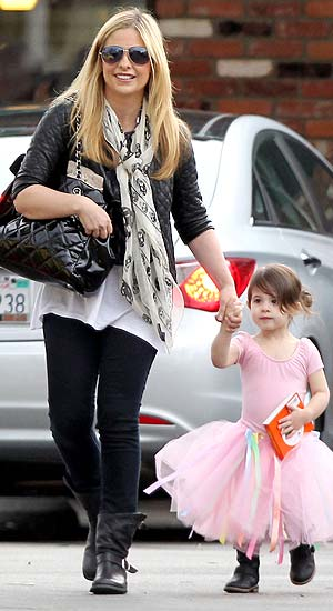 Sarah Michelle Gellar and Charlotte in L.A. Sam Sharma/Miguel Aguilar/Pacificcoastnews.com