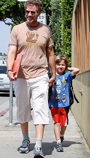 Will and Mattias in L.A. (SWAP/Splash News)