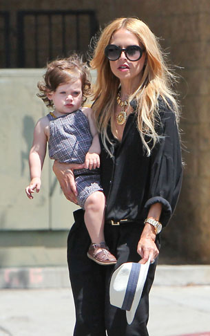 Rachel Zoe and Skyler (SWAP/Splash News)