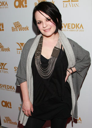 Jenna von Oy (David Livingston/Getty Images)