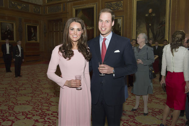 Prince William and Duchess Catherine on May 18 (Arthur Edwards/WPA Pool/Getty Images)