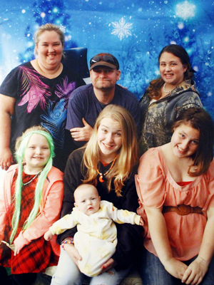 Honey Boo Boo and family. (PacificCoastNews.com)