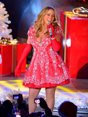 Mariah Carey (James Devaney/WireImage)