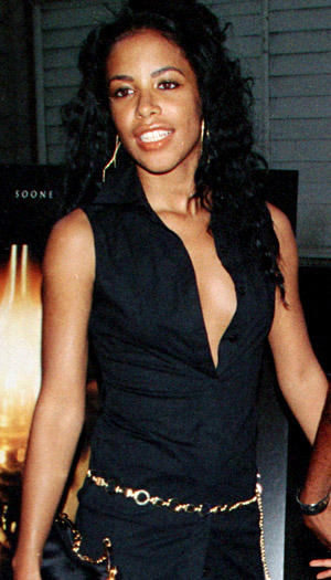 Aaliyah. (Diane L. Cohen/Getty Images)