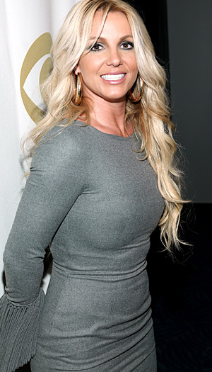 Britney Spears. (Getty Images)