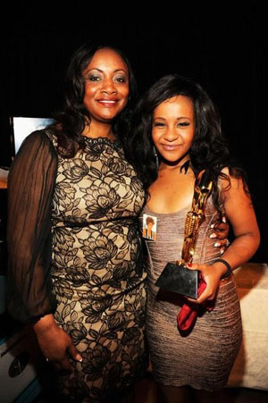 Bobbi Kristina and Pat will be appearing in a reality show (Kevin Mazur/WireImage via ABC)
