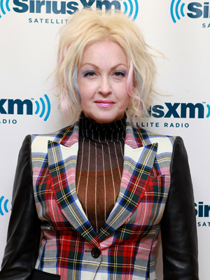 Cyndi Lauper (Robin Merchant/Getty Images)