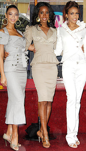Beyonce, Kelly, and Michelle. (SGranitz/WireImage)