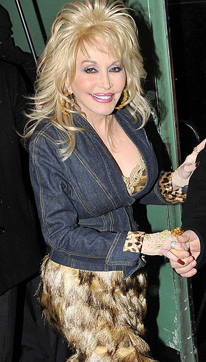 Dolly Parton. (Pacific Coast News)