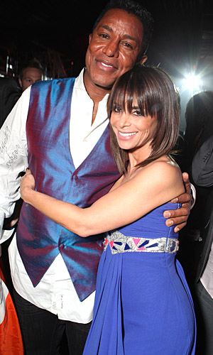 Jermaine Jackson helped Paula get her showbiz career off the ground. (Eric Charbonneau/Le Studio/Wireimage)