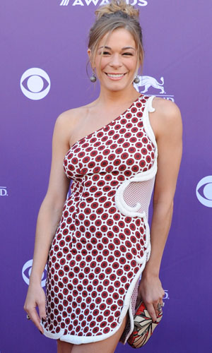 LeAnn Rimes at the 2012 Country Music Awards (Getty Images)