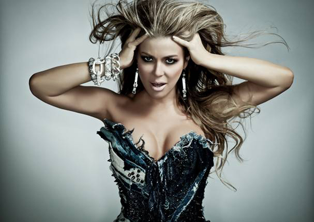 Carmen Electra's new song is available on iTunes. (Jonathan Clay Harris)