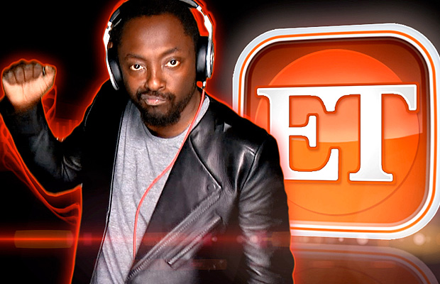 will.i.am remixes the theme song for 'Entertainment Tonight'