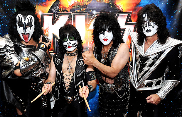 KISS releases its 20th album, Monster, on October 16. (Dave Hogan/Getty Images)