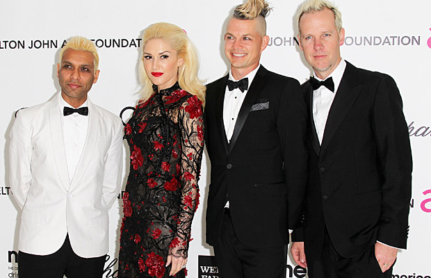 Kanal, Stefani, Young, and Dumont are back. (Frederick M. Brown/Getty Images)