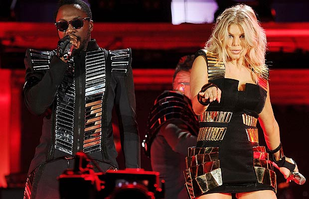 "Would the 36-year-old be interested in serving as godfather to Fergie's future offspring? ""If she wants me to, yeah,"" he says. - Dimitrios Kambouris/Getty Images"