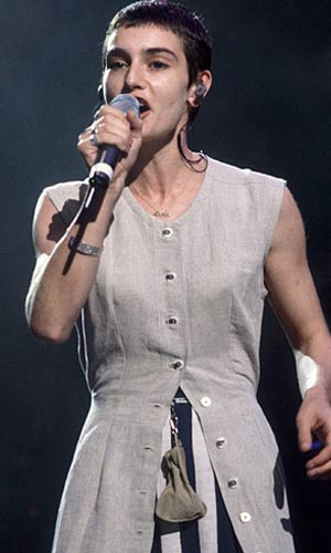 Sinead O'Connor in 1993 ... - Paul Natkin/WireImage