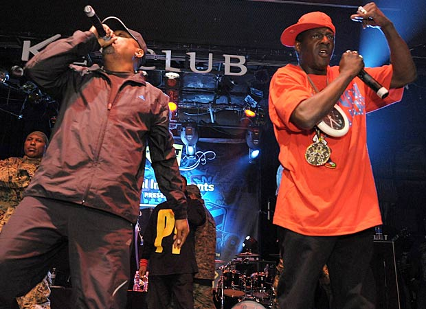 Flav is hitting the road with Public Enemy this July, August, and September. - Jordan Strauss/WireImage.com