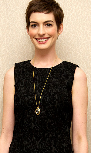 Anne Hathaway has lent her support to Obama. (Vera Anderson/Getty Images)