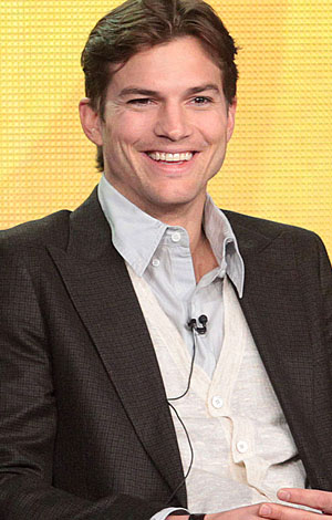 Ashton Kutcher. (Frederick M. Brown/Getty Images)