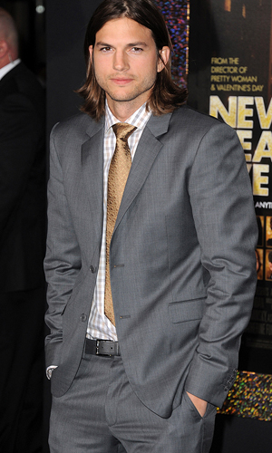 Kutcher is paying $200,000 to be an astronaut. (Jordan Strauss/WireImage)
