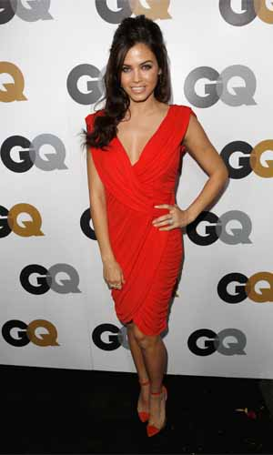 Jenna Dewan-Tatum in Los Angeles (Getty Images)