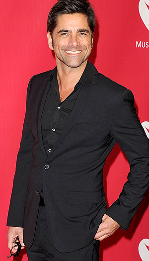 John Stamos talks to omg! about his reputation, new role, and Howard Stern. (Jason Merritt/Getty Images)
